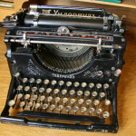 Underwood 46 #958140 (Russian letters)